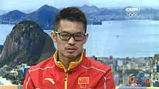 [风云会]林丹:金牌不是唯一 希望传递体育精神