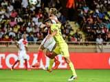 [欧冠]附加赛:摩纳哥1-0比利亚雷亚尔 比赛集锦