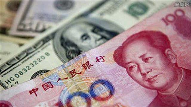 7月中国增持美债80亿美元|中国7月减持美债创