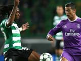 [欧冠]C罗重返老东家 皇马客场战胜葡萄牙体育