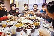 年夜饭预订接近尾声人均消费涨10%
