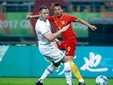 [国足]中国杯国际足球锦标赛:中国VS冰岛 上半场