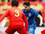 [国足]中国杯:中国男足VS克罗地亚 上半场