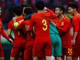 [国足]中国杯:中国男足5-4克罗地亚 比赛集锦