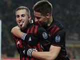 [意甲]第25轮:AC米兰2-1佛罗伦萨 比赛集锦