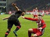 [欧冠]客场击败勒沃库森 马德里竞技占得先机