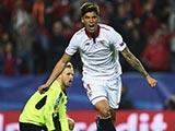 [欧冠]1/8决赛首回合:塞维利亚VS莱斯特城 比赛回顾