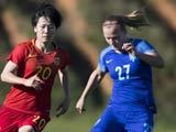 [女足]阿尔加夫杯C组第1轮:荷兰VS中国 下半场