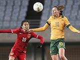[女足]阿尔加夫杯C组第3轮:中国VS澳大利亚 上半场
