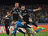 [欧冠]那不勒斯主场遭逆转 皇马晋级欧冠八强