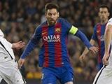 [欧冠]1/8决赛次轮:巴塞罗那VS巴黎圣日耳曼 下半场