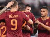 [意甲]第29轮:罗马VS萨索洛 上半场