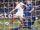 [欧冠开场哨]纳斯里染红 莱斯特城晋级欧冠八强
