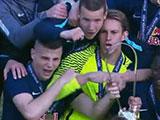 [欧冠开场哨]U19欧冠联赛 萨尔茨堡红牛U19夺冠