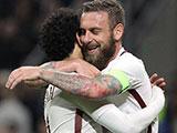 [意甲]第35轮:AC米兰1-4罗马 比赛集锦