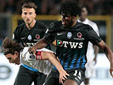 [意甲]亚特兰大主场战平米兰 锁定欧联杯名额