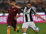 [意甲]第36轮:罗马3-1尤文图斯 比赛集锦
