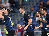 [意甲]客场击败拉齐奥 国际米兰结束八轮不胜