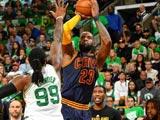 [NBA]詹姆斯荣膺季后赛得分王:但求做好自己