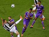 [欧冠]决赛:尤文图斯VS皇家马德里 上半场