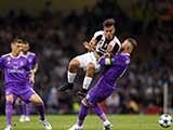 [欧冠]决赛:尤文图斯VS皇家马德里 下半场