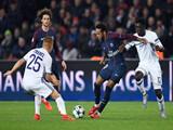 [欧冠]小组赛第4轮:大巴黎VS安德莱赫特 上半场