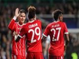 [欧冠]小组赛第4轮:凯尔特人VS拜仁 上半场