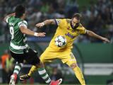 [欧冠]小组赛第4轮:葡萄牙体育VS尤文 上半场