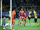 [欧冠]H组第4轮:多特蒙德VS希腊人竞技 上半场