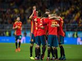 [高清组图]席尔瓦梅开二度 西班牙5-0哥斯达黎加