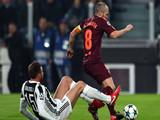 [欧冠]D组第5轮:尤文图斯0-0巴塞罗那 比赛集锦