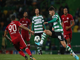 [欧冠]D组第5轮:葡萄牙体育VS奥林匹亚科斯 上半场