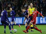 [欧冠]B组第5轮:安德莱赫特VS拜仁慕尼黑 下半场