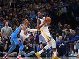 [NBA]三巨头合砍76分 雷霆主场力克勇士