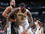 [NBA]浓眉哥考辛斯皆砍两双 鹈鹕主场力克马刺