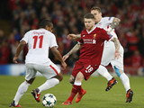 [欧冠]E组第6轮:利物浦7-0莫斯科斯巴达克 比赛集锦