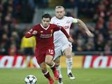 [欧冠]E组第6轮:利物浦VS莫斯科斯巴达克 上半场