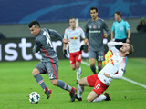 [欧冠]G组第6轮:莱比锡1-2贝西克塔斯 比赛集锦