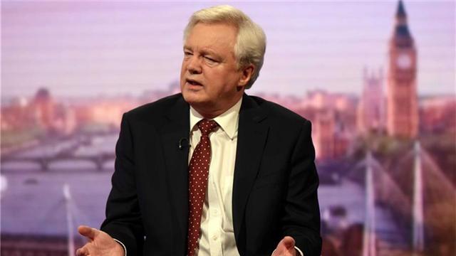 """英国""""脱欧""""日期临近 英贸易大臣:有必要延期""""脱欧"""""""