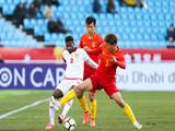[国足]U23亚锦赛小组赛:中国VS阿曼 上半场