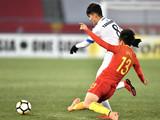 [国足]U23亚锦赛小组赛:乌兹别克斯坦1-0中国 比赛集锦