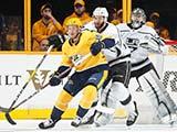 [NHL]常规赛:洛杉矶国王VS纳什维尔掠夺者 比赛集锦