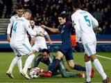 [欧冠]1/8决赛:大巴黎1-2皇马 比赛集锦