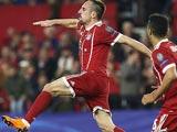 [歐冠]1/4決賽首回合:塞維利亞1-2拜仁 比賽集錦