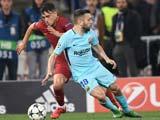 [欧冠]1/4决赛次回合:罗马VS巴塞罗那 上半场