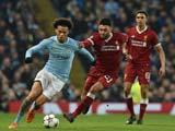 [欧冠]1/4决赛次回合:曼城VS利物浦 上半场