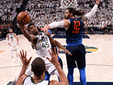 [爱看NBA]季后赛4月24日:雷霆VS爵士 第二节