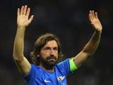 [国际足球]星光熠熠 意大利球星皮尔洛完美告别