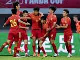 [国足]青春来袭 中国U19男足四球大胜匈牙利U19