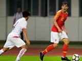 [国足]国际足球友谊赛:中国VS缅甸 上半场